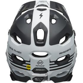 Bell Super DH MIPS Helmet matte black/white fasthouse